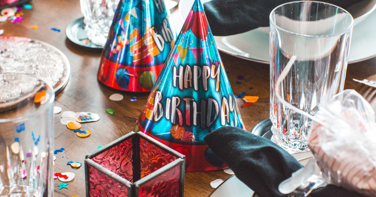 7 idées de surprises pour un anniversaire